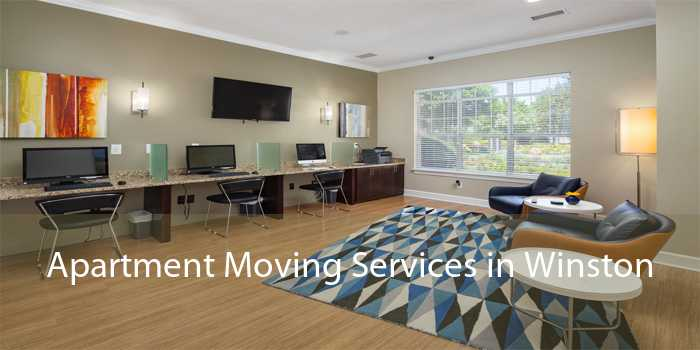 Apartment Moving Services in Winston