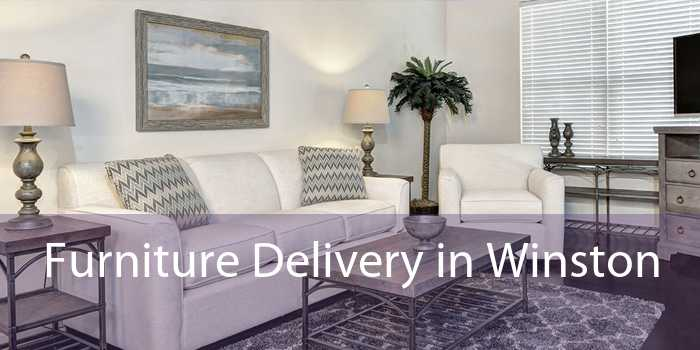 Furniture Delivery in Winston