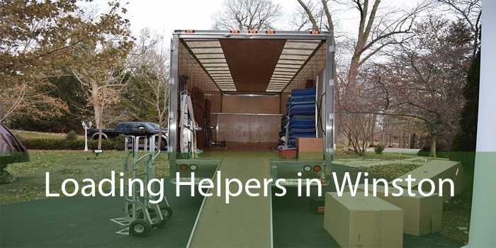 Loading Helpers in Winston