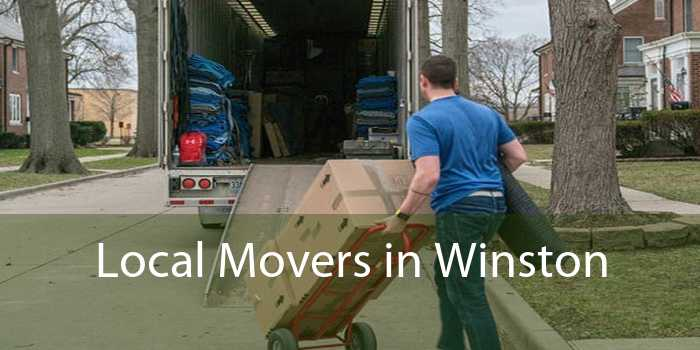 Local Movers in Winston