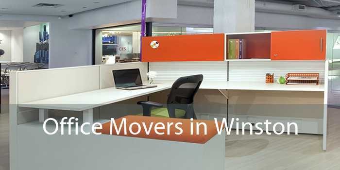 Office Movers in Winston