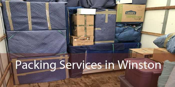 Packing Services in Winston