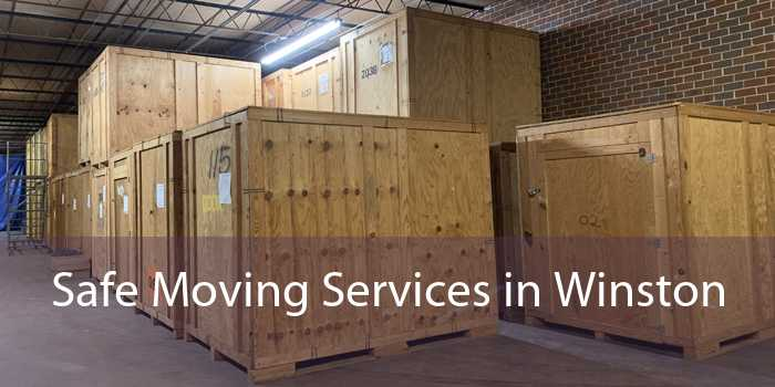 Safe Moving Services in Winston