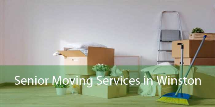 Senior Moving Services in Winston